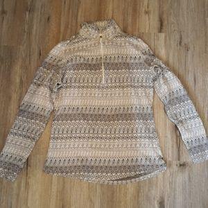 Woolrich 1/4 zip
